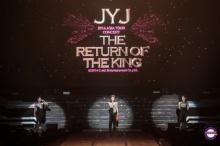 JYJ ปิดฉากทัวร์คอนฯ 2014 THE RETURN OF THE KING ในเมืองไทย