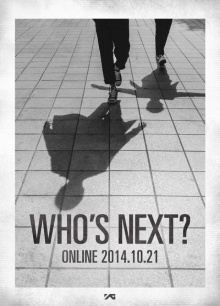 """YG ปล่อยทีเซอร์ """"Who's Next"""" อีกครั้ง"""