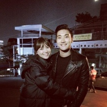 ซีวอน โผล่ กองถ่ายละคร ซูยอง