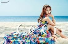 มาแล้ว! ภาพแฟชั่น พัคชินเฮ ที่ทะเลไทย!