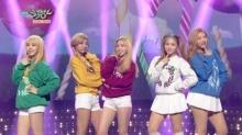 Red Velvet มาแรง คว้าที่ 1 Music Bank!