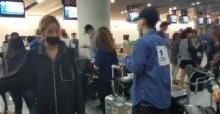ทีมงานค่าย YG ถูกรายงานว่าแสดงความไร้มารยาท ระหว่างบินกลับจากมาเก๊า