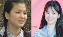 เปิดพัฒนาการว่าที่เจ้าสาว ซง เฮ คโย จากปี 1997-2017