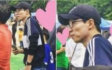 มีคนพบ ยูแจซอก ไปงานกีฬาสีของลูกชาย และเข้าร่วมกิจกรรมต่างๆของงานเหมือนผู้ปกครองคนอื่น