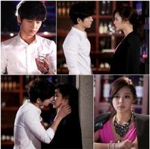 ซงจุงกิจูบล้างแค้นพัคชียอนในละคร
