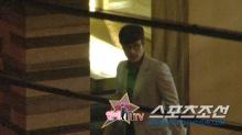 ลี บยองฮุน-ลี มินจองถูกแอบถ่าย!!