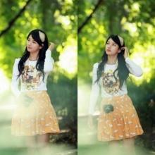 Suzy แห่ง miss A เผย เบื้องหลังการถ่ายทำโฆษณากล้องCanon
