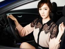 เจสสิก้า จอง กับแฟชั่นสวยๆคู่รถคันหรู