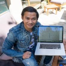 บทสัมภาษณ์ แรกของจา พนม หลังกลับถึงไทย