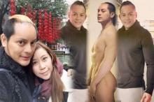 จริงหรือมั่ว!! ป๋อง ซีเบท เปลือยหุ่นโชว์กล้ามล่ำถ่ายแบบ ยันแมน 100% มีเมีย-ไม่ได้เป็นเกย์!!