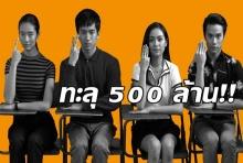 ไปกันใหญ่ รายได้ ฉลาดเกมส์โกง ในจีนพุ่งทะลุ 500 ล้าน!!