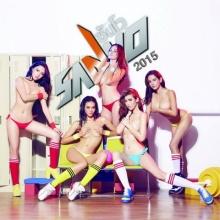 ซีด!! กับ 5 สาวสุดแซบ ในปฏิทินซันโว 2015