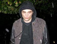 Robert Pattinson On Eclipse Set 09-19-09