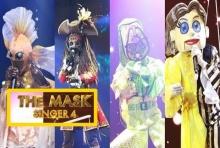 เฉลย!! 2 หน้ากาก ขนุน-หุ่นกระบอก The Mask Singer 4 เปิดฉาก!