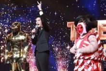 โม่ว่าเป็นแชมป์!! หน้ากากซูโม่โดนใจมหาชน ชนะผลโหวต  The Mask Singer 2