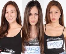 มาดูกัน ! หน้าสด 50 สาว The Face Thailand 3 ใครเป๊ะ ใครปัง