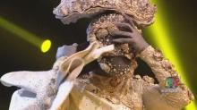 หน้ากากเต่าเข้ารอบ หน้ากากหอยนางรมถูกกระชากหน้ากาก ทำคนดูอึ้ง!!