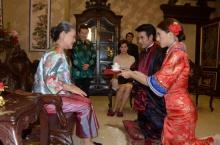 เกรท-พรีมสวมชุดจีน เข้าพิธีวืวาห์ ในละคร สามี