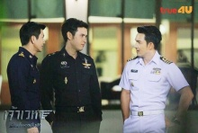 ชม ทหาร3เหล่าเจ้าเวหา'อั้ม-ติ๊ก-แอนดริว' หล่อที่สุดในประเทศ