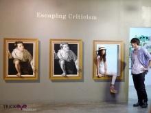 ภาพบรรยากาศทีมงาน Full House Thai @ Trickeye Museum เกาหลี