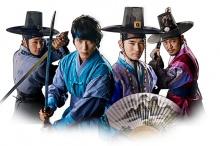 เรื่องย่อ ซีรี่ย์เกาหลี The Three Musketeers (ภาค แรก)