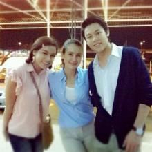 ขำ กลิ้ง ฮาตรึม กับเหล่า นักแสดง ปํญญาชนก้นครัว 2012