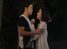 'จอย' เขิน 'อาเล็ก' บอกรัก มอบจูบหวานแทนความในใจ