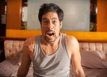 """""""คาซู""""รับภาษาไทยไม่แข็งแรง โจทย์หนัง""""วานรคู่ฟัด""""สุดหิน"""