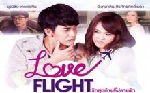 เรื่องย่อมินิซีรี่ส์             Love Flight  รักสุดท้ายที่ปลายฟ้า