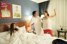 'หนุ่ม-ใบเตย' สะดุ้งโหยง!!  'เอมี่' บุกอาละวาด ถึงเตียง!!