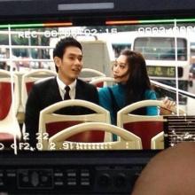 เพิ่มเติมภาพจากกองถ่ายละคร วันนี้ที่รอคอย ณ ฮ่องกง