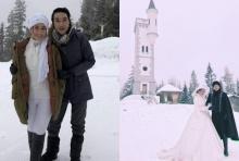 ไก่ วรายุฑ ยกกองดั่งดวงหฤทัย ตะลุยหิมะถึงออสเตรีย