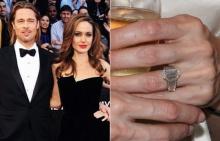 จับตาโจลี่สวมแหวนแต่งงาน?