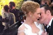 สื่อปาปารัสซีสามารถบันทึกภาพที่ อูมา เธอร์แมน จูบปาก เควนติน ตารันติโน