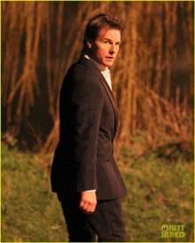 แอบส่อง! ทอม ครูซ จากกอง Mission Impossible 5