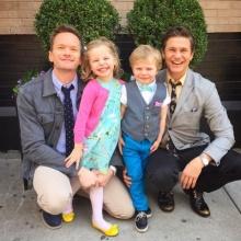 น่ารักอะ! นีล แพททริค แฮร์ริส แชร์ภาพครอบครัวสุขสันต์วันอีสเตอร์!