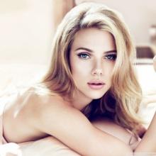 พัฒนาการความสวย ตั้งแต่ตอนเด็กจนโตของแม่ม่ายดำ Scarlett Johansson!!