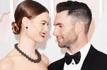 อดัม เลอวีน Maroon5 เฮภรรยาคนสวย เบฮาติ คลอดลูกสาวคนแรก