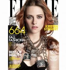 Kristen Stewart อวดโฉมกับแฟชั่นเซ็ทใน ELLE Magazine
