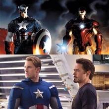 โรเบิร์ต ดาวนีย์ จูเนียร์ จะรับบท Iron Man ใน Captain America 3