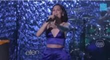 เจสซี่ เจ ขึ้นโชว์เพลงใหม่ในรายการ Ellen