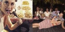 ได้ใจเต็มๆ! เคที่ เพอร์รี่ โชว์นอนเอกเขนกฟังดนตรีไทย ตื่นเต้นเซลฟี่คู่เมนูพิสดาร