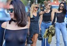 ภาพล่าสุดชุดแซ่บของ เคนดัลล์ กับสองเพื่อนสาว จีจี้-บอลด์วิน จากนิวยอร์ค!
