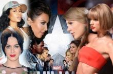 ศึกรอบทิศ !! รวม 8 รายชื่อศัตรูของ Taylor Swift