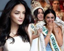 สวยขนาดไหน Kylie Verzosa สาวฟิลิปปินส์ ผู้ครองมงกุฎ Miss International 2016