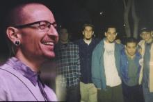 """สมาชิก""""Linkin Park""""โพสต์ภาพที่ถ่ายร่วมกันครั้งแรกพร้อมข้อความสุดซึ้ง"""
