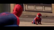 เมื่อ Spider Man เจอตนเองในร่างเด็ก อะไรจะเกิดขึ้น!?