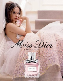 นาตาลี พอร์ตแมน สวยหวานในชุดเจ้าสาวจาก Dior!