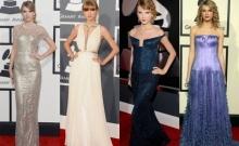 รวมแฟชั่นพรมแดง เทย์เลอร์ สวิฟต์ งาน Grammy Awards