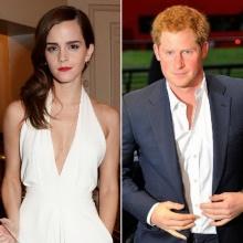 ลือสะพัดโลกออนไลน์ เจ้าชายแฮร์รี่ พบรักใหม่กับนางเอกดัง เอ็มม่า วัตสัน
